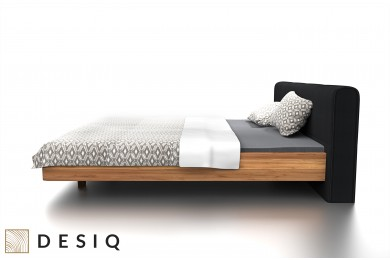 Łóżko drewniane Davis